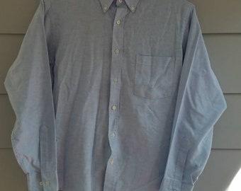 VTG 80s Manhattan Button-up shirt