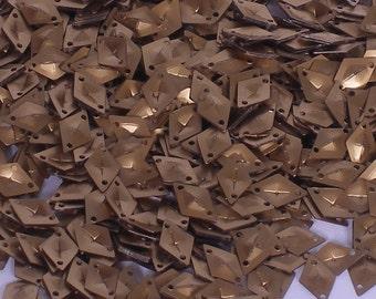 100 SEQUINS METALLIC.......GOLDEN/KBPS520