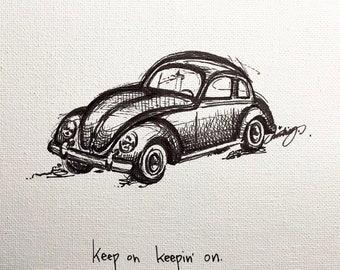 VW- Keepin On
