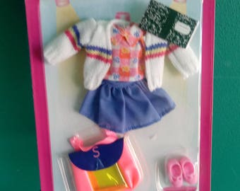 Mattel Stacie Doll Clothes, Barbie Doll Clothes, Stacie Doll Clothes Feeling Fun clothes