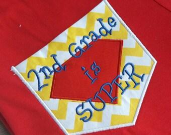 Second Grade Rocks is Super Pocket Shirt 2nd Grade Teacher Shirt ALL grades available