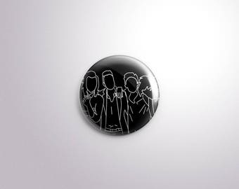 One Direction Button