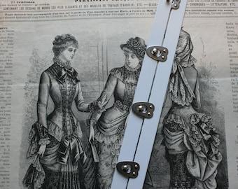 Corset busk 35,5 cm long for overbust corset historical or modern