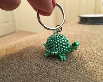 3D Turtle Keychain