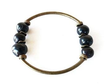 Belize Haitian Clay Bracelet