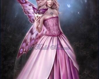 Titania Fairy Queen Art Print