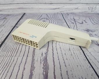 Vintage Lady Schick Styling Dryer 430 Watts Handheld Blow Dryer Hair Almond Color Salon Decor Fashion Show Prop Spa Model 440