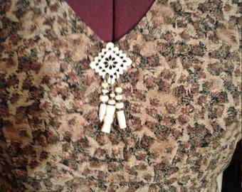 Vintage Carole Little Multi Print Fit to Flare Dress