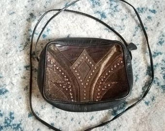 Vintage leather purse #2