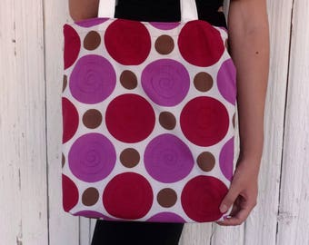 Canvas tote bag Summer market bag Summer vacation bag for her Cotton Reusable Bag Mom Tote Bag Hand embroidered tote bag Eco friendly bag