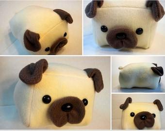 Pug Loaf -Made to Order