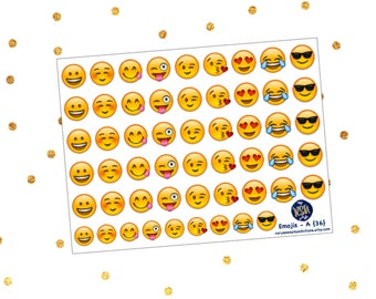 Emojis - A {36}