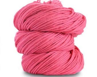 Organic Cotton Yarn 150 Yards, Peony