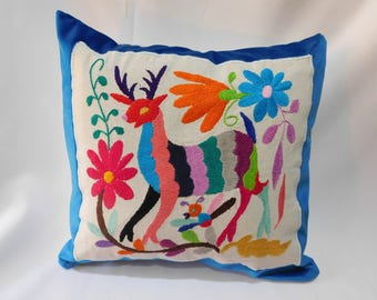 Ottomi/velvet pillow.  All unique and different