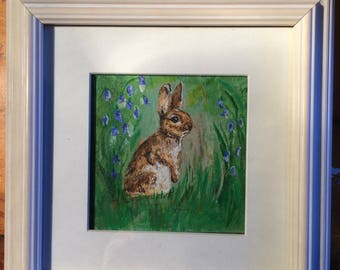 Rabbit in the Green