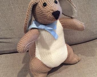 Stuffed Rabbit Toy