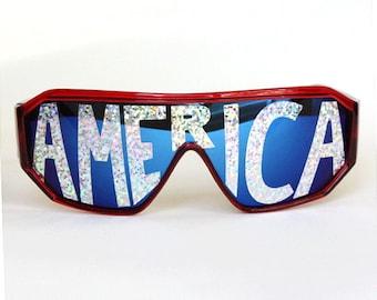 Rasslor AMERICA Sunglasses