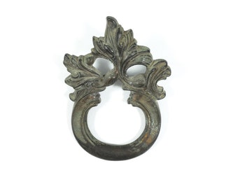 Vintage Ornate Drawer Pull -more available
