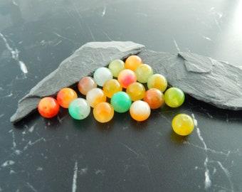 Beads Jade 10 mm ref 161