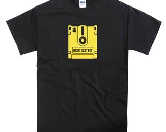 Famicom Disk NES Tribute T-shirt