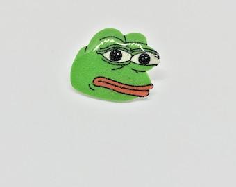 Pepe the Frog Pin