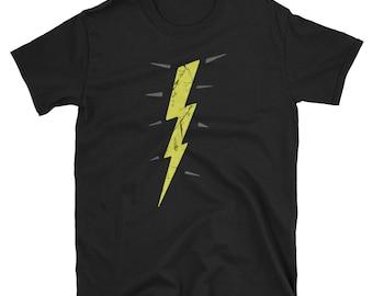 Vintage Lightening Bolt T Shirt