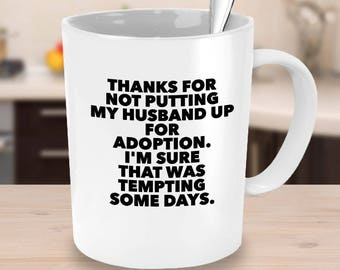 Father In Law Mug, Father Of The Groom Gift From Bride, Father In Law Gifts Funny, Gifts For Father In Law, Gift For Inlaws, Christmas