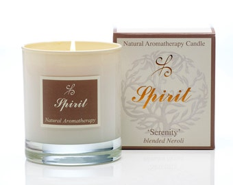 Neroli Soy Candle - Scented candles - Neroli - Natural Candles - Aromatherapy Candles