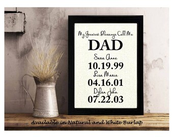 Fathers day gift, Gift for Dad, Father, Daddy, My greatest blessings, Grandpa, Dad gift, Gift for Father, gift for Fathers day