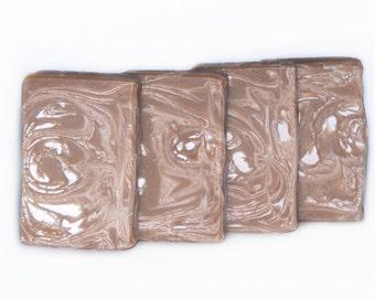Patchouli Honey Shea Butter Soap Bar
