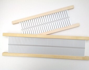 """Schacht Flip and Cricket Reeds for Rigid Heddle Looms, Extra Flip Reeds, Cricket Reeds, 15"""" Reeds, 20"""" Weaving Reed, 25"""" Rigid Heddle Reed"""