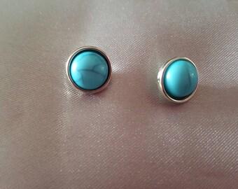 Mini acrylic eyeball snaps