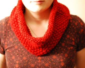 Red Seed Cowl