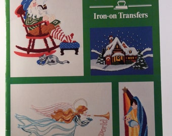 Celebration of Christmas Iron-On Transfers