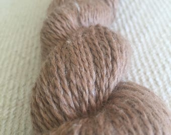 Alpaca yarn, sport weight, 2ply, 200 yards, beautiful, extremely soft