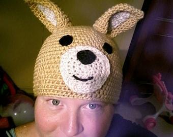 Kangaroo hats australian native beanies