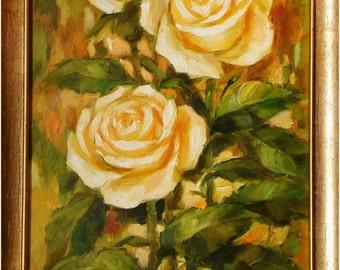 White roses 2010