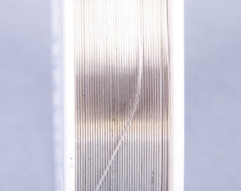 Spool of 20 meters of 0.3 mm silver wire