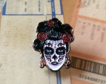 Day of the Dead - Soft Enamel Lapel Pin