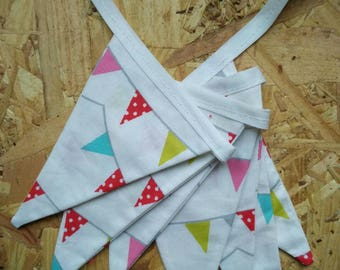 Garland 7 Bunting pattern flags