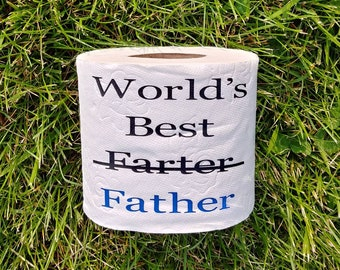 Father's Day, Father's Day gift, gift for dad,  novelty gift, gag gift, customize, birthday for him, poop, bathroom decor, prank, unique