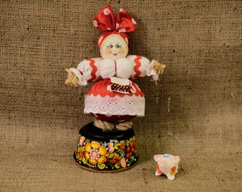 Traditional folk doll