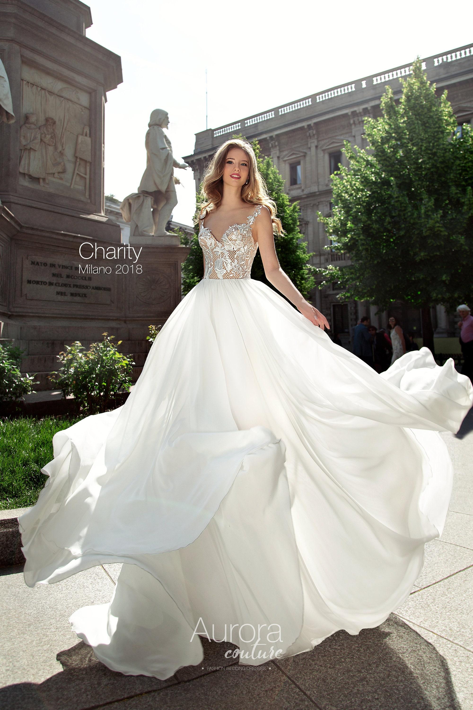 Hochzeitskleid CHARITY Brautkleid Brautkleid Prinzessin