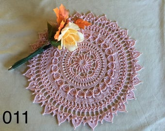 Homemade Doily #011