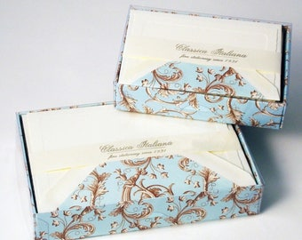 Collection - Italian Letterpress Note Cards