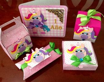 Kit My Pink Unicorn