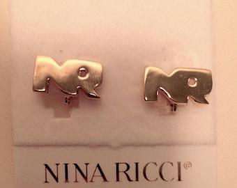 Ohrringe von Nina Ricci