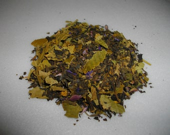 Ivans/Fireweed/Kaporye/Irie Tea with Blackcurrant Leaves