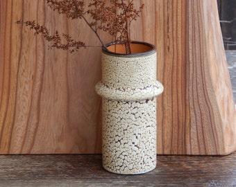 Vintage Keramik Vase Vintage Brown Ceramic Vase