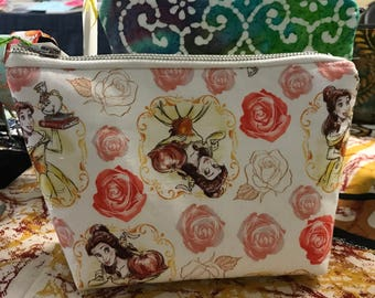 Handmade Zippered Bags